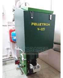 Пеллетный котел Pelletron VECTOR 25 III
