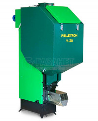 Пеллетный котел Pelletron VECTOR 36 III