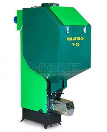 Пеллетный котел Pelletron VECTOR 36 II