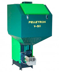 Пеллетный котел Pelletron VECTOR 50 III
